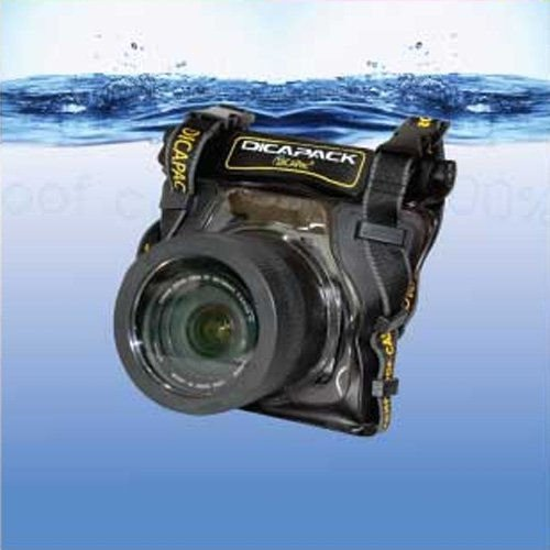 dicapac korea wp s5 waterproof case for small slr. Black Bedroom Furniture Sets. Home Design Ideas