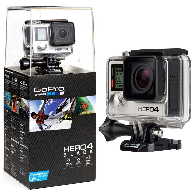 GoPro HERO4 Black Edition - The BEST GOPRO Ever! (GoPro Malaysia 1 to 1 Exchange Warranty ...