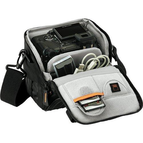 Lowepro Apex 110 Aw Black Shoulder Bag 13