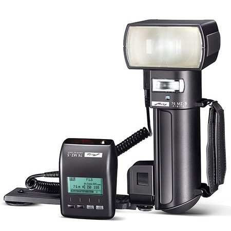 metz 76 mz 5 digital handle mount flash with auto zoom head shashinki malaysia first largest. Black Bedroom Furniture Sets. Home Design Ideas