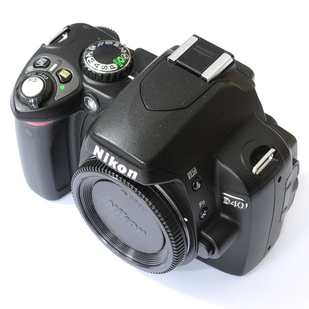 Camera Nikon D40 Dslr Camera Price used nikon d40 digital slr body only excellent condition condition
