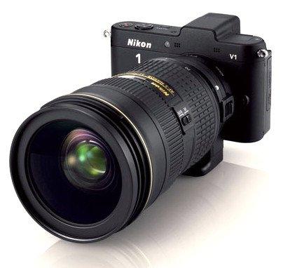 nikon ft1 mount adapter (allows nikkor f mount lenses to