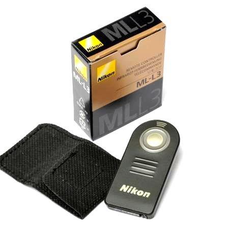 nikon ml l3 wireless remote control instructions