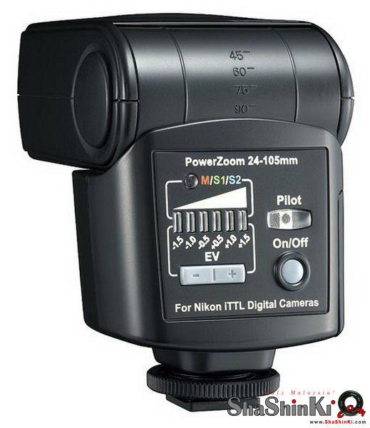 Nissin Di466 Speedlite For Canon ETTL II ShaShinKi