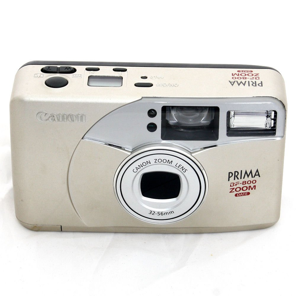 USED Canon Prima BF 800 Camera S N 70009881 Excellent Condition ShaSh