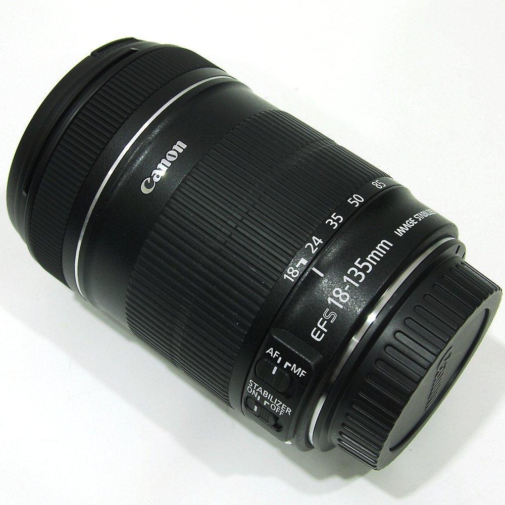 lente canon ef s 18 135mm f 3 5 5 6 is usada r 890 00. Black Bedroom Furniture Sets. Home Design Ideas