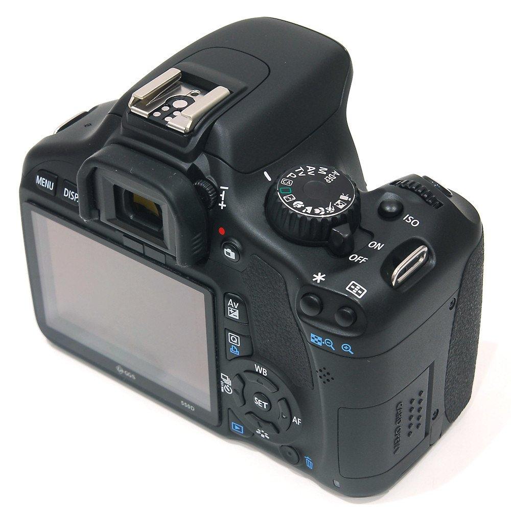 Camera Canon 550d Dslr Camera used canon eos 550d digital slr camera near new in box free free