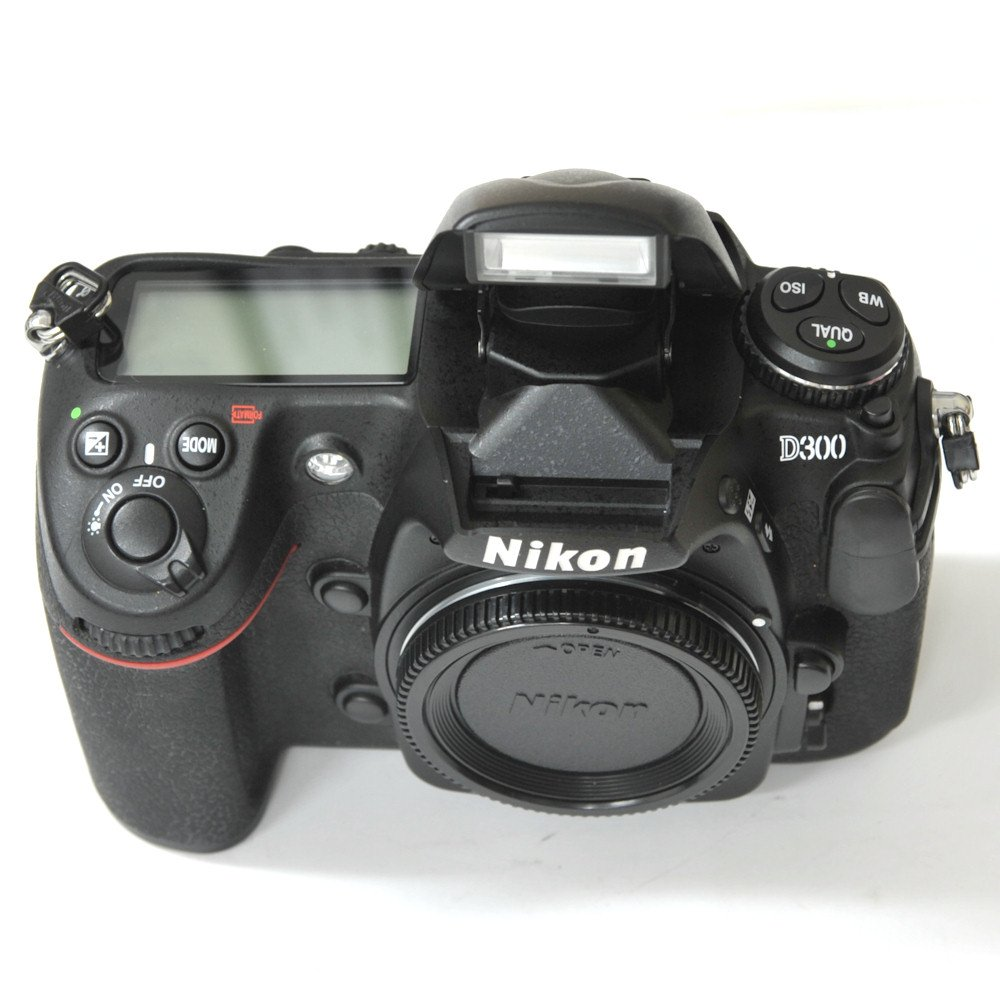 Camera Nikon D300 Dslr Camera used nikon d300 dslr camera excellent in box shutter count count