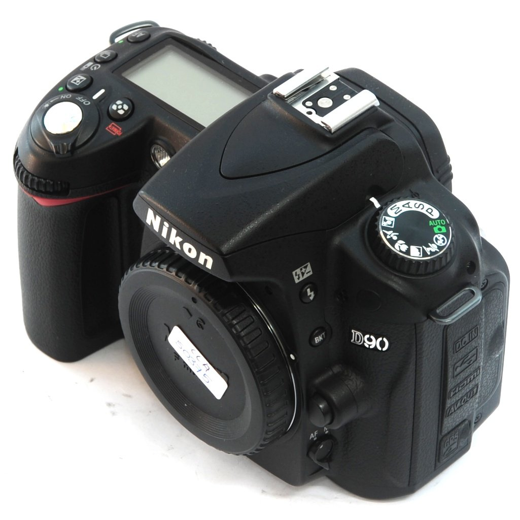 [USED] Nikon D90 DSLR Camera Body (Excellent ++ Condition ...