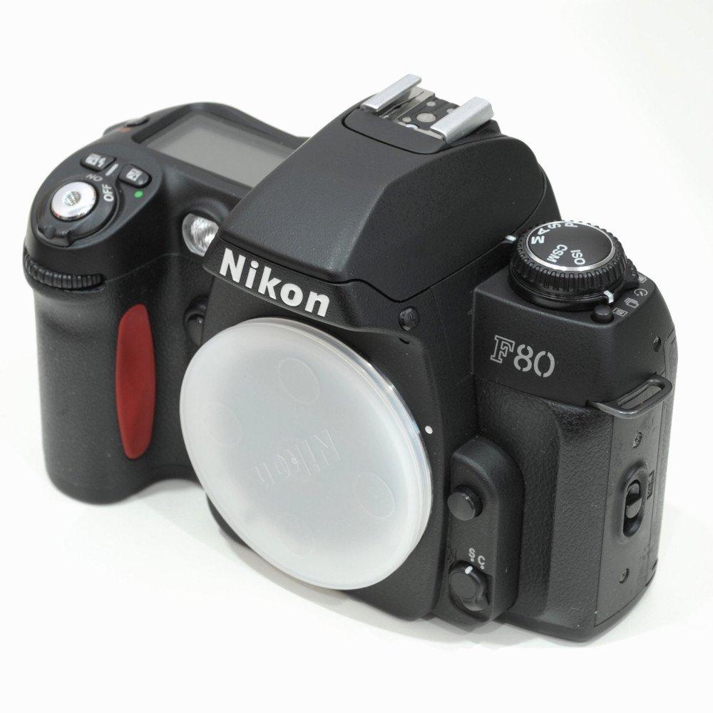 used nikon f80 film slr camera good condition