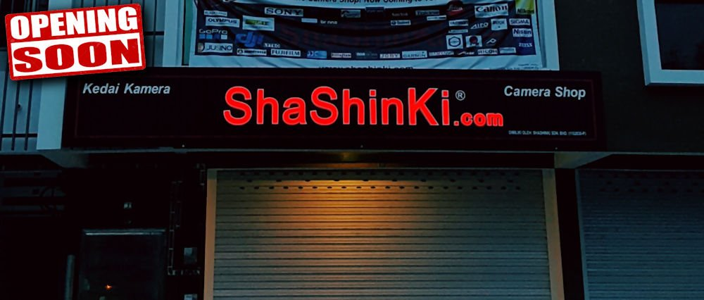 ShaShinKi Retail Shop